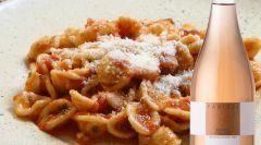 Orecchiette with ricotta forte
